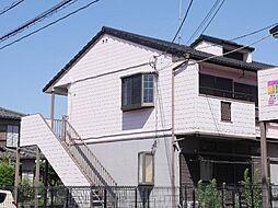 サニーグリーンウッドA棟[2階]の外観