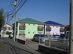 プランドール弐番館B棟[1階]の外観