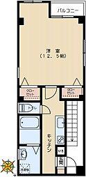 NR5番館[301号室]の間取り