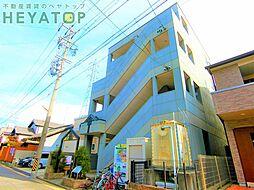 愛知県名古屋市南区堤町2丁目の賃貸マンションの外観