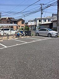 美女木駐車場