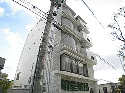 兵庫県芦屋市竹園町の賃貸マンションの外観