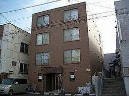 プレミエール東札幌[4階]の外観