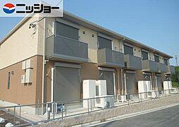 [タウンハウス] 三重県桑名市新西方5丁目 の賃貸【三重県 / 桑名市】の外観