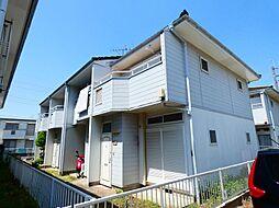 [テラスハウス] 千葉県松戸市河原塚 の賃貸【千葉県 / 松戸市】の外観