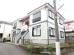 東京都三鷹市井の頭1丁目の賃貸アパートの外観