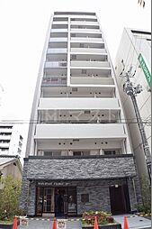 メインステージ京町堀[9階]の外観