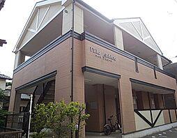 ヴィラアスリート[        2階号室]の外観