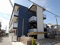 千葉県流山市南流山6の賃貸マンションの外観