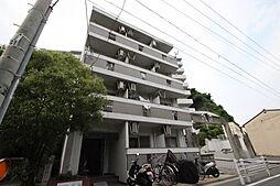 広島県広島市中区江波南1丁目の賃貸マンションの外観