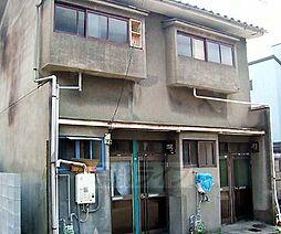 京都府京都市南区西九条開ヶ町の賃貸アパートの外観