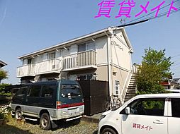 三重県伊勢市桜木町の賃貸アパートの外観