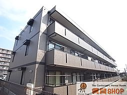 メゾントゥリバーノ[2階]の外観