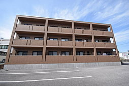 栃木県宇都宮市今宮4の賃貸マンションの外観