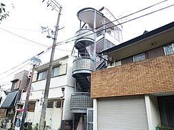 大阪府大阪市東住吉区山坂3丁目の賃貸マンションの外観