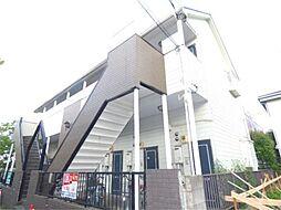 サークル ワン[2階]の外観