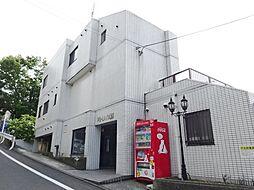 神奈川県横浜市西区浅間台の賃貸マンションの外観