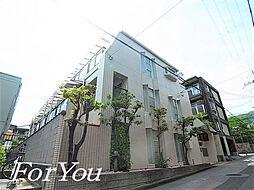 兵庫県神戸市東灘区岡本3丁目の賃貸マンションの外観