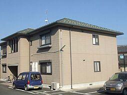 メゾンソレーユ内田I[202号室]の外観