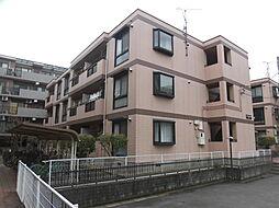 サンコーレジデンスB棟[2階]の外観