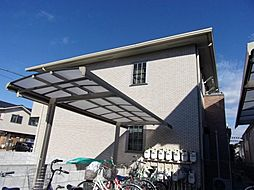 西鶴間KIガーデンズ1番館[201号室]の外観