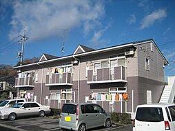 広島県福山市千田町3の賃貸アパートの外観