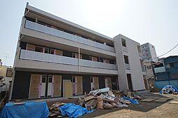 神奈川県川崎市川崎区大島1丁目の賃貸アパートの外観