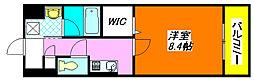 アルシオネ 305号室[3階]の間取り