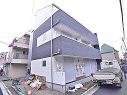 アーベインテラス高砂[2階]の外観
