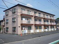 埼玉県越谷市大字袋山の賃貸マンションの外観