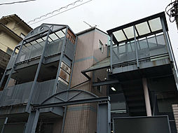 DRホームズ大倉山[3階]の外観