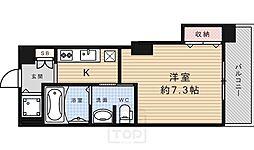アクアプレイス京都洛南2[4階]の間取り