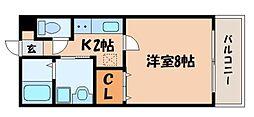 F7 ファミリーセブン[1階]の間取り