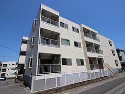 谷川第二マンション[3階]の外観