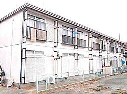 神奈川県秦野市鶴巻北3丁目の賃貸アパートの外観