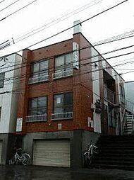 東札幌ハイツB[1階]の外観