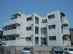 兵庫県尼崎市富松町4丁目の賃貸マンションの外観