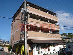 大阪府高槻市岡本町の賃貸マンションの外観
