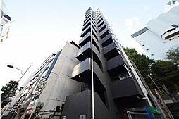 東京都港区赤坂5丁目の賃貸マンションの外観