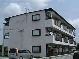 滋賀県近江八幡市安土町小中の賃貸アパートの外観
