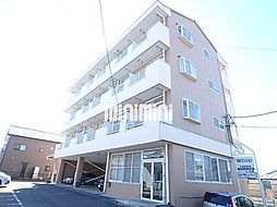 NKマンション[4階]の外観