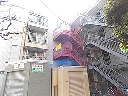 埼玉県川口市芝2の賃貸マンションの外観