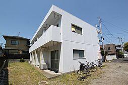 青山コーポIII[1階]の外観