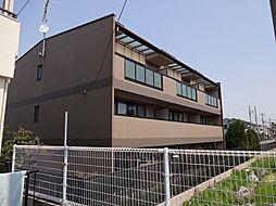 ソレ—ユ松村[2階]の外観