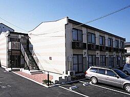 広島県三原市皆実1丁目の賃貸アパートの外観