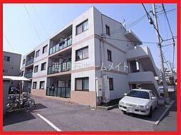 エスポワール富田[3階]の外観