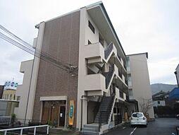 大阪府三島郡島本町桜井1丁目の賃貸マンションの外観