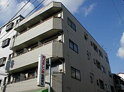 大阪府大阪市生野区田島5丁目の賃貸マンションの外観