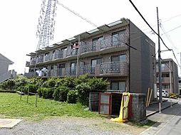 静岡県三島市多呂の賃貸マンションの外観