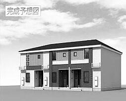 仮)ビオーラEP水口町京町02[1階]の外観